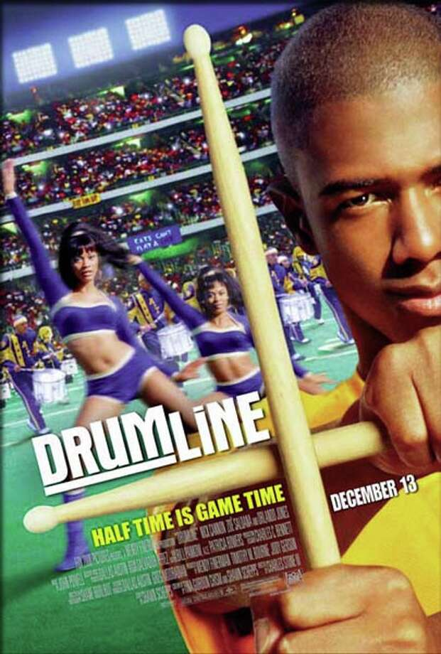 15. Drumline – 2002 For once, the halftime entertainment becomes the central focus instead of college football. I'm all for Nick Cannon doing a lot more of this, and a lot less of America's Got Talent.   Photo: 20th Century Fox