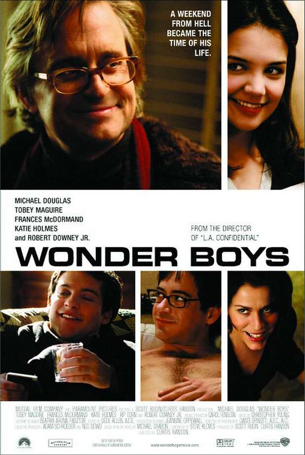 14. Wonder Boys – 2000 The critics enjoyed the film, but it was a commercial failure. Wonder Boys expertly captures college life from the view of the professors who stay in one location year-after-year as students move on. Photo: Paramount Pictures/ Warner Bros.