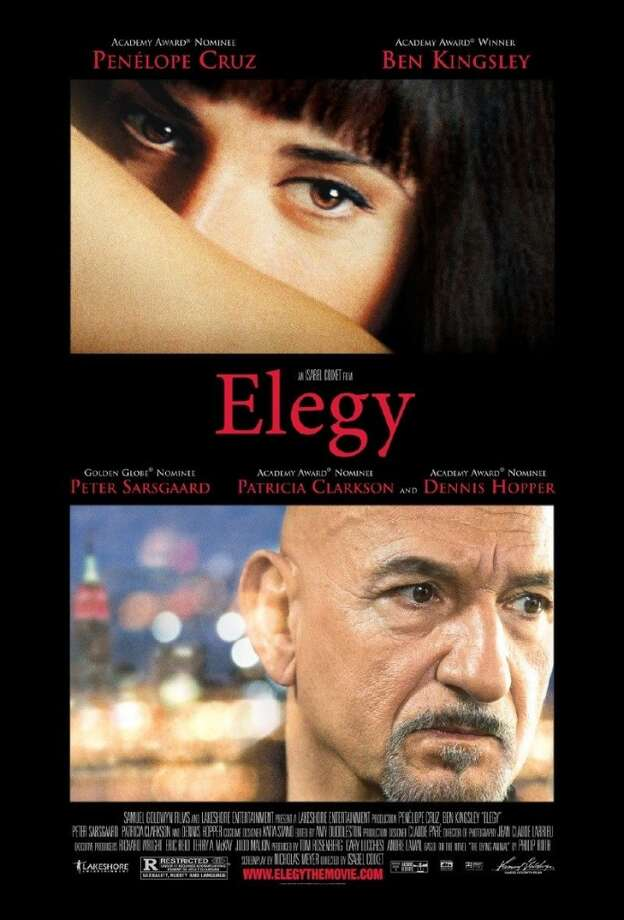 11.  Elegy – 2008 The scandalous student-professor-relationship film can be overdone, but this is a gem. It's intelligent and sexy. Photo: Samuel Goldwyn Films