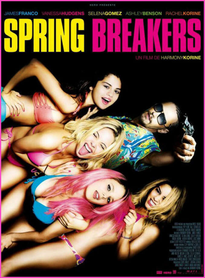 9. Spring Breakers – 2013