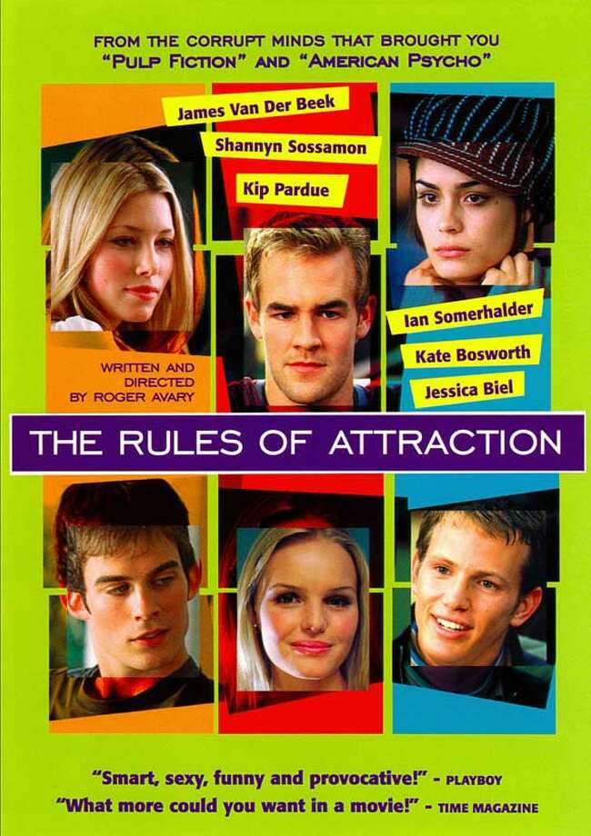 8. Rules of Attraction – 2002 