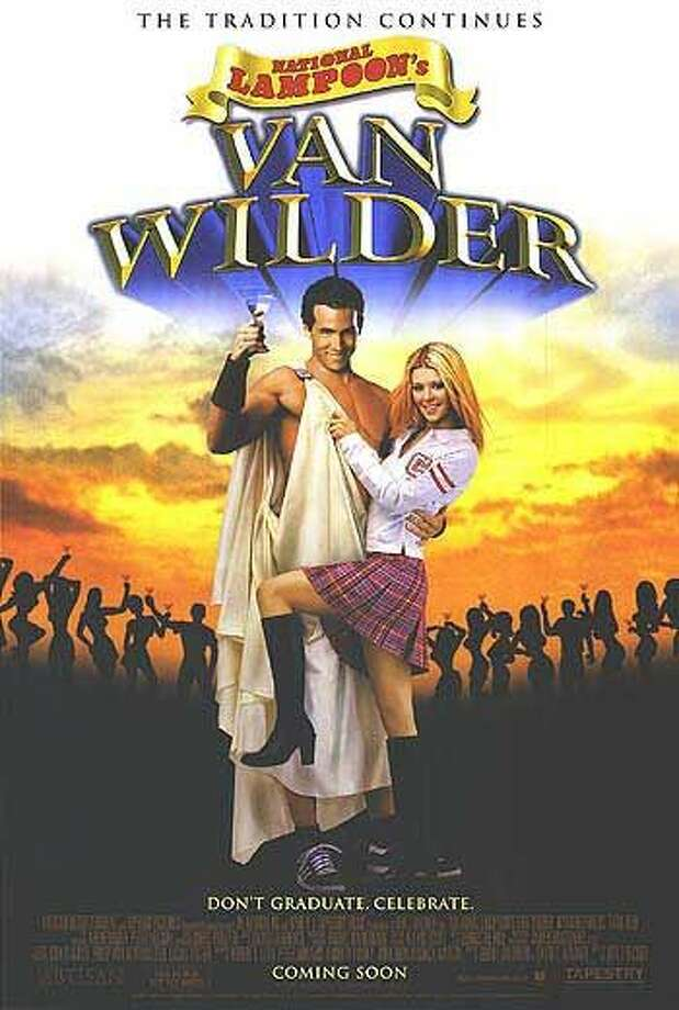 7. National Lampoon's Van Wilder – 2002 