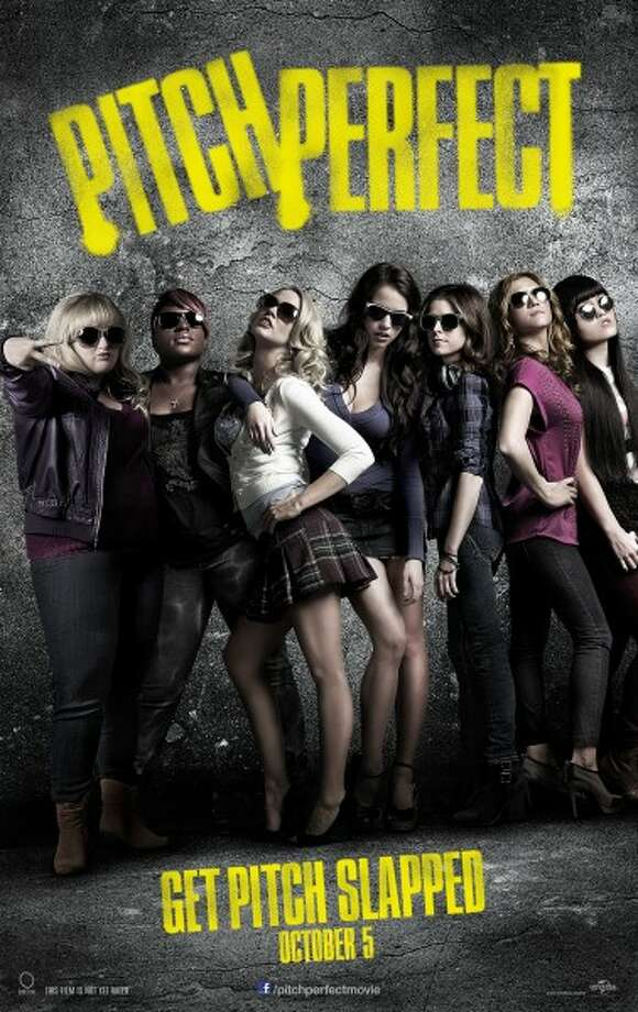 3. Pitch Perfect – 2012