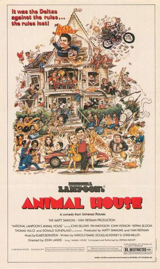 1. Animal House – 1978 