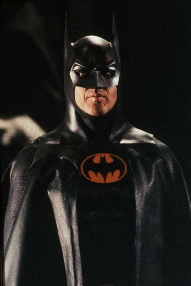 "Michael Keaton as Batman in ""Batman"" – Prior to 1989's Batman, Michael Keaton was mostly known for his comedic roles, and specifically as ""Mr. Mom."" Photo: Warner Bros."