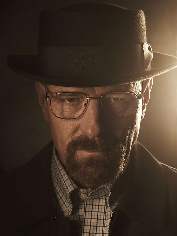 "Brian Crantson as Walter White on ""Breaking Bad"" – Who would ever think the goofy dad from ""Malcolm in the Middle"" could play perhaps TV's greatest anti-hero?"