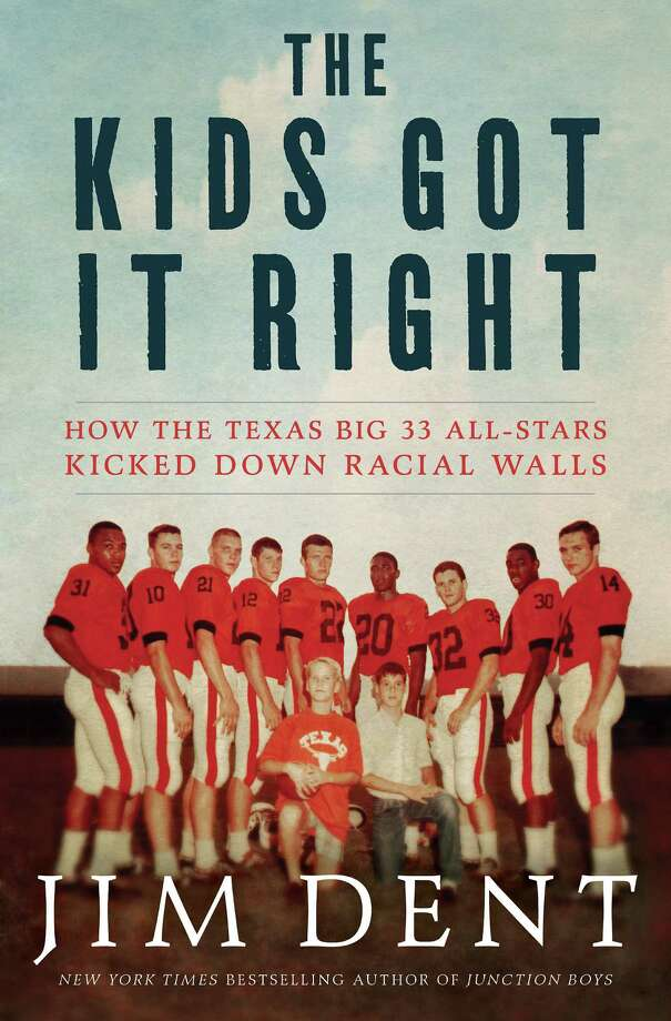 Cover of the new Jim Denton book, The Kids Got it Right. Photo: Courtesy Photo