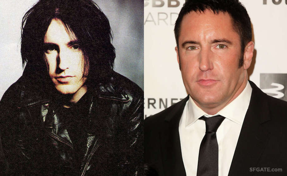 Trent Reznor of Nine Inch Nails Photo: Interscope/Getty Images