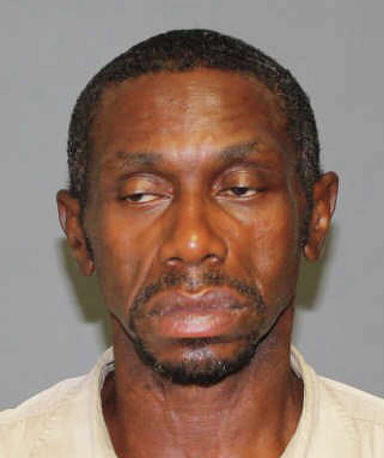 Police said Alphonso Thompson, 52, of Bridgeport, stuffed packages of meat down his pants in an attempted theft Thursday. Photo: Contributed Photo / Fairfield Citizen