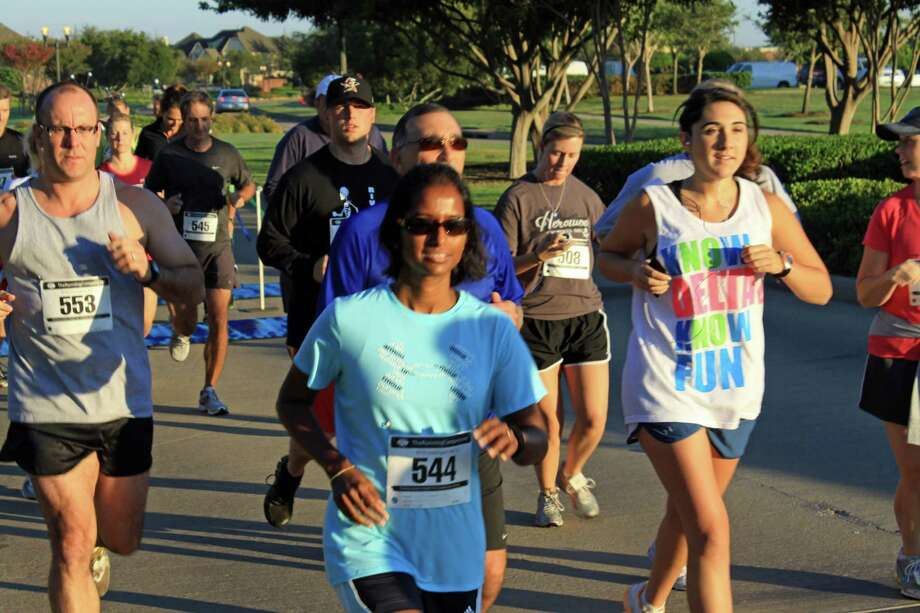 Registration is open for the annual Riverstone Heart and Sole 5K run and walk, set for Sept. 21 in the master-planned community. Racers can register online for a reduced fee at www.active.com/running/missouri-city-tx/riverstone-heart-and-sole-5k-2013.
