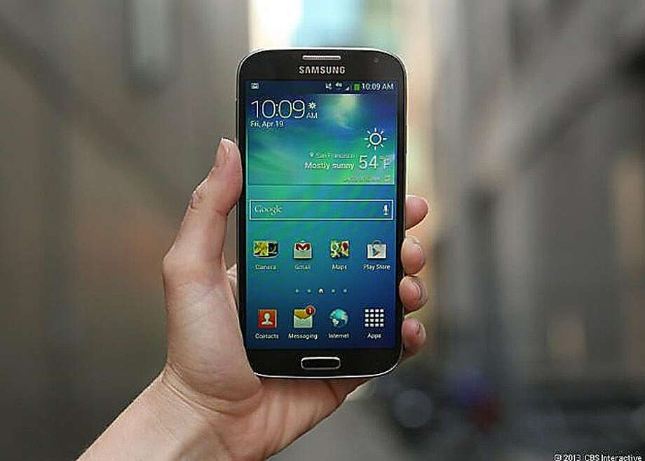 Samsung Galaxy S4 Photo: Cnet Review