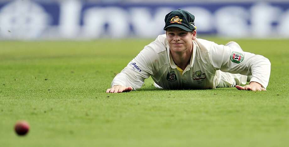 Don't feel so bad, Steve, the Giants do it all the time - and they have gloves!Aussie Steve 