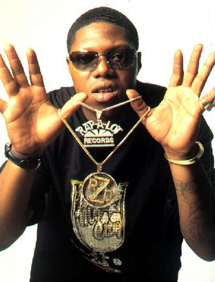Houston rapper Z-Ro, real name Joseph Mcvey, released several albums through Rap-A-Lot. Photo: Rap-A-Lot Records