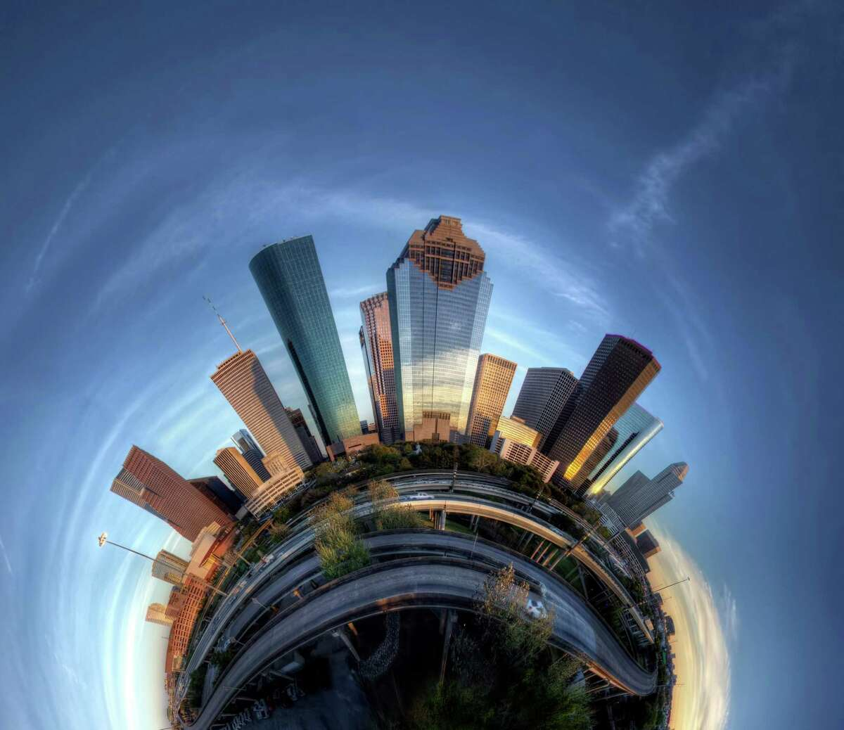Houston is the state's largest city and the nation's fourth-largest. The metropolitan area's population is about 6.1 million, and the city itself encompasses more than 600 square miles.