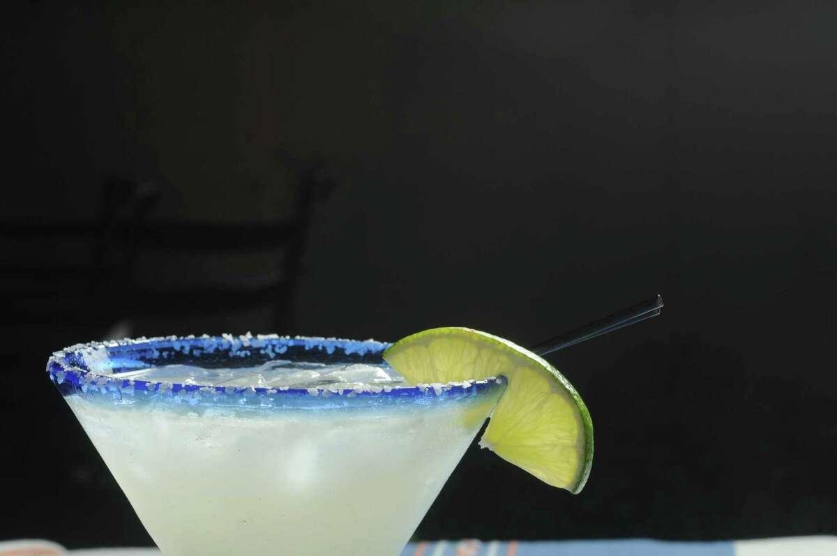 The Hugorita at Hugo's on Westheimer. The restaurant was named one of America's Best Margarita Bars by Food & Wine magazine.