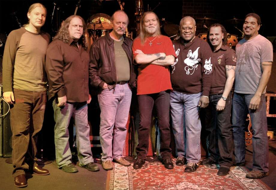 The Allman Brothers Band will be back at the Comcast Theatre in Hartford on Saturday, Aug. 24. Photo: Contributed Photo