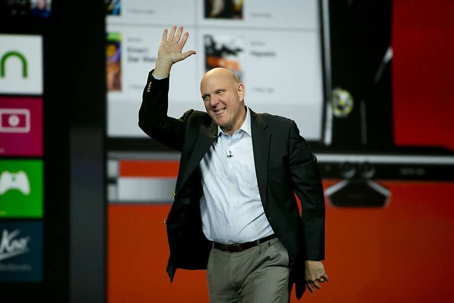 Microsoft starts CEO search after Steve Ballmer exit
