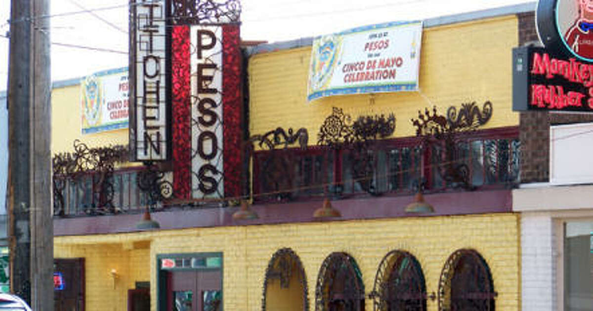 Most-visited restaurant in 2015: Peso's Kitchen and Lounge  This popular lower Queen Anne Mexican restaurant probably counts as much as a bar as a restaurant, but the food is solid, so we'll let it slide. And Lyft riders love it.