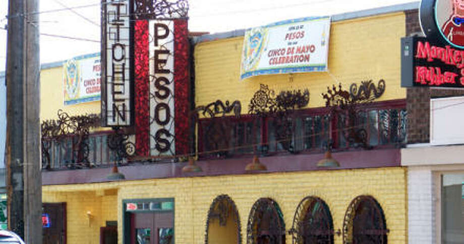 Most-visited restaurant: Peso's Kitchen and LoungeThis popular lower Queen Anne Mexican restaurant probably counts as much as a bar as a restaurant, but the food is solid, so we'll let it slide. And Lyft riders love it. Photo: Seattletravel.com
