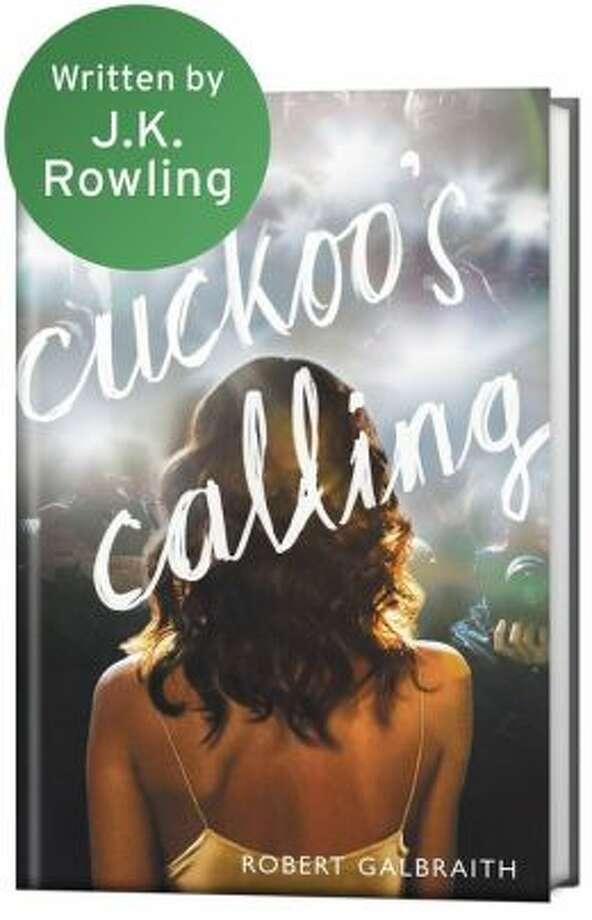 """The Cuckoo's Calling"" by Robert Galbraith/J.K.Rowling Photo: Xx"
