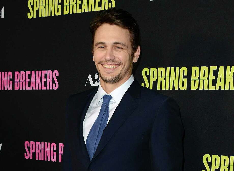 "Actor James Franco will host and produce ""James Franco Presents,""  a new series debuting in the fall on the Ovation channel. Photo: Jordan Strauss, INVL / Invision"