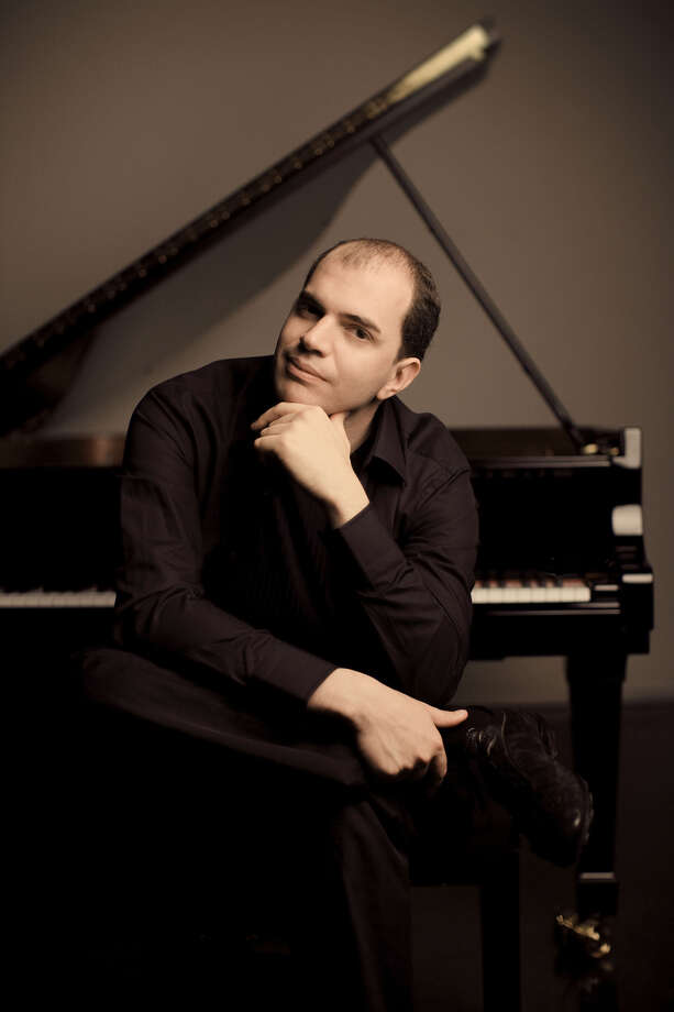 Pianist Kirill Gerstein plays Tchaikovsky's Piano Concerto No. 1 with the Houston Symphony on Sept. 12-15. Photo: Marco Borggreve