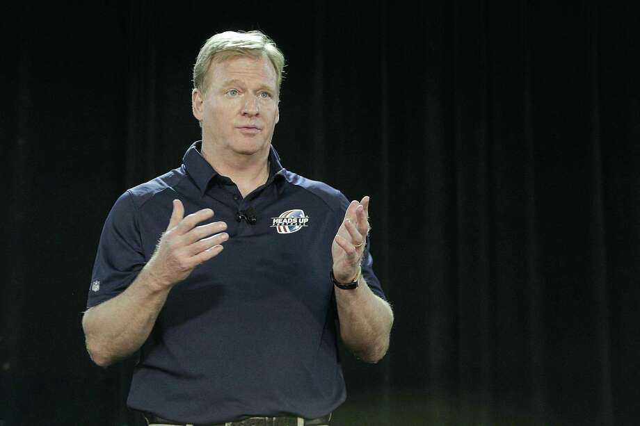 ESPN denied the NFL and commissioner Roger Goodell had say in ending a project on head injuries.