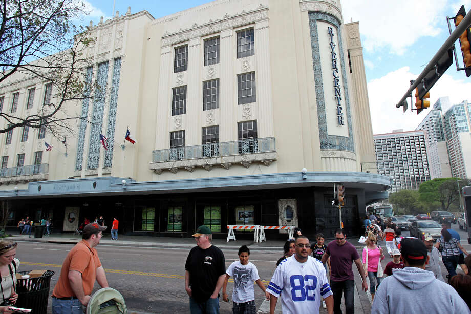 Five years after Dillards vacated Rivercenter Mall, no other retailer has moved in. On Thursday, renovations began with demolition inside the 125-year-old department store. Here's a peek at what was inside.  Photo: San Antonio Express-News / TREEL@EXPRESS-NEWS.NET