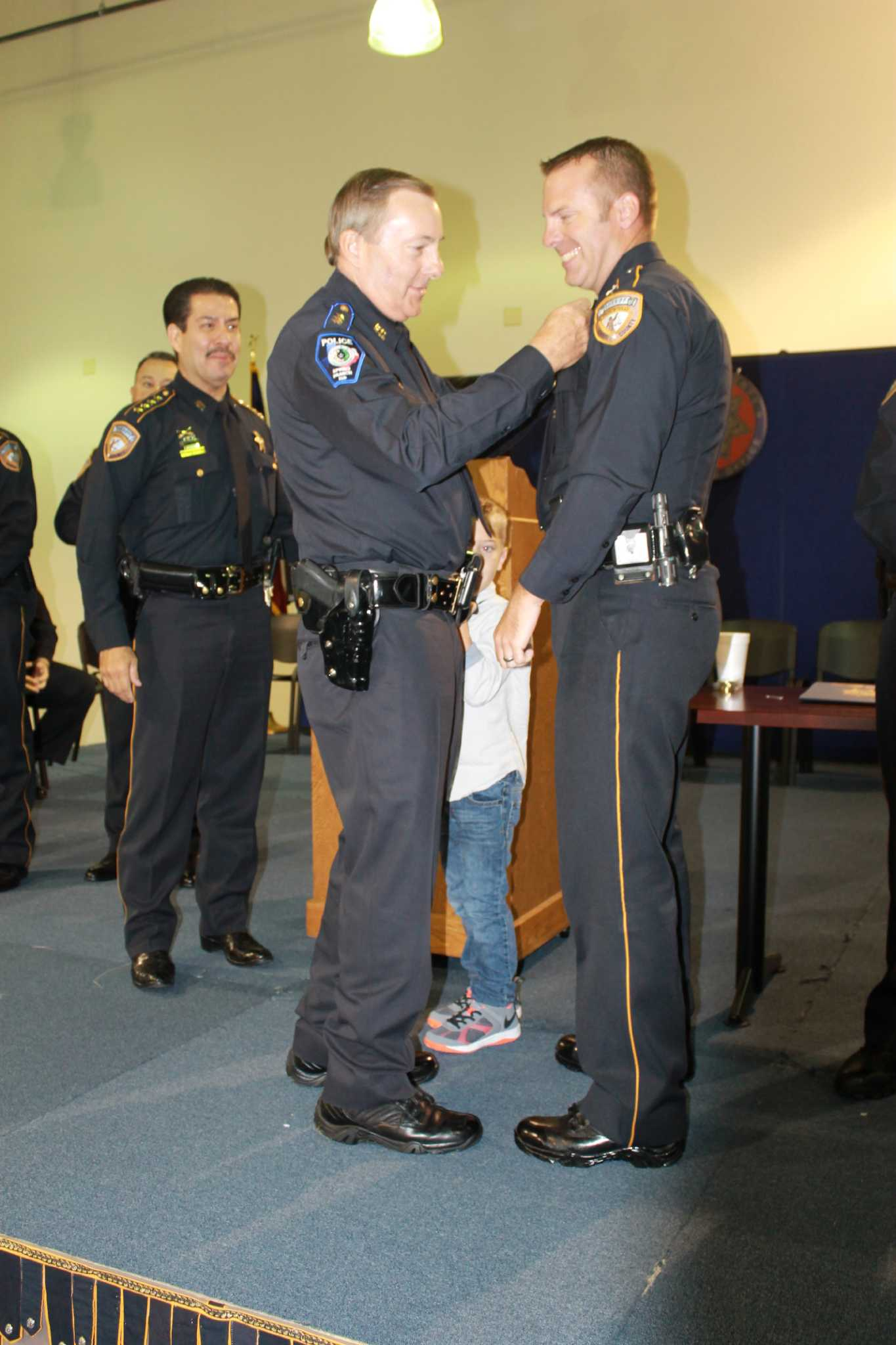 Brian Brawner appointed sergeant - Houston Chronicle