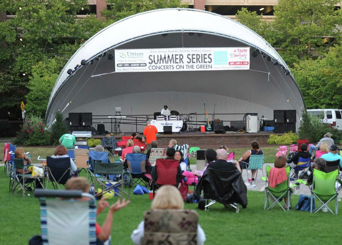 Higher & Higher headlines Friday's summer concert on the Green in Danbury. Find out more.