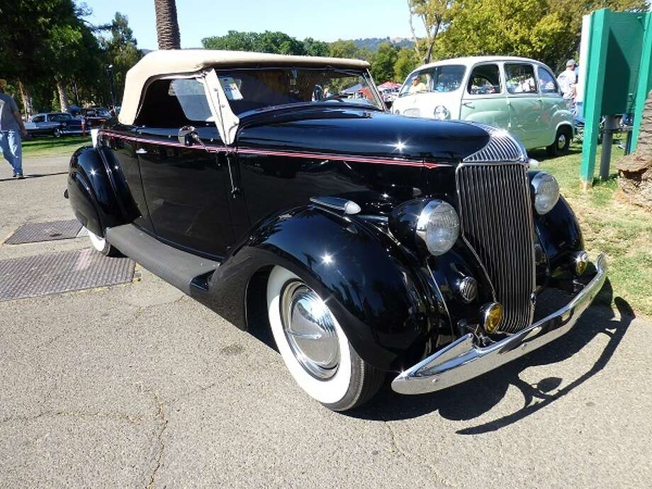1936 Ford. Owner: Mike Aahl, Castro Valley, Calif (All photos by Michael Taylor)