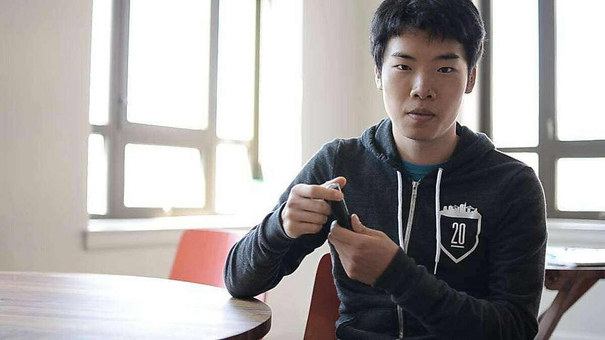 Ben Yu, who took a leave after one semester as an undergrad at Harvard University to become a Thiel fellow in 2011, recently kicked off a crowdfunding campaign to raise $15,000 for Sprayable Energy, which plans to sell topical caffeine spray.