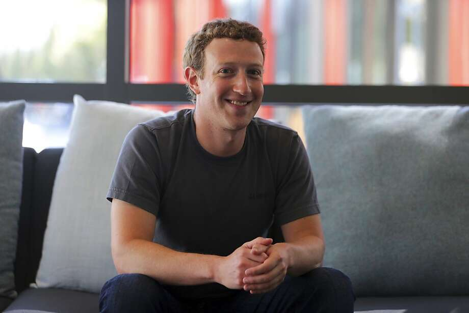 Facebook CEO Mark Zuckerberg wants to see more people online. Photo: Jim Wilson, New York Times