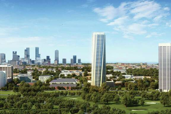 The 42-story Tower at Hermann Place will break ground in fall 2013 and be completed by spring 2015.