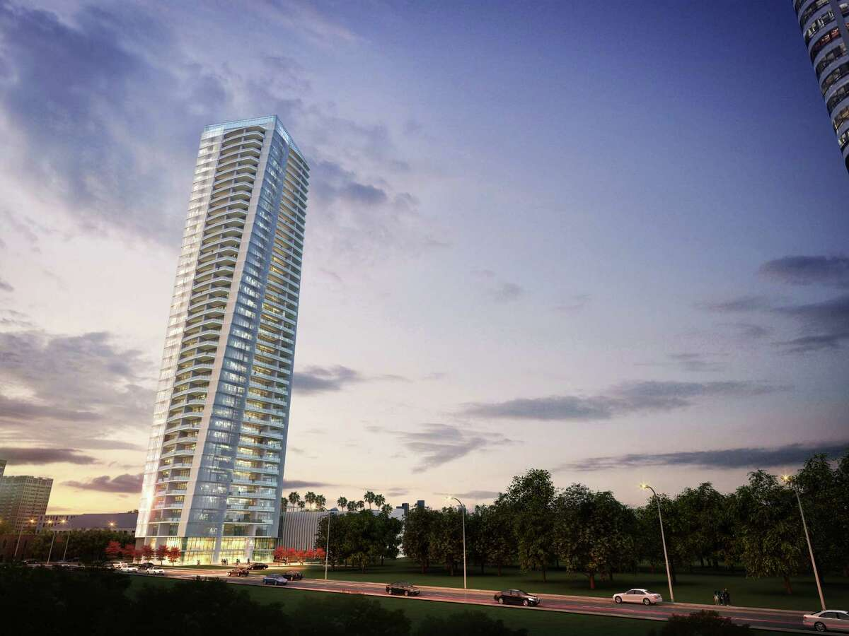 Construction is expected to start this fall on the 42-story Tower at Hermann Place.