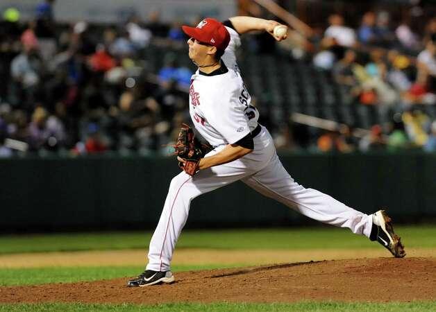 Troy Scribner Astros