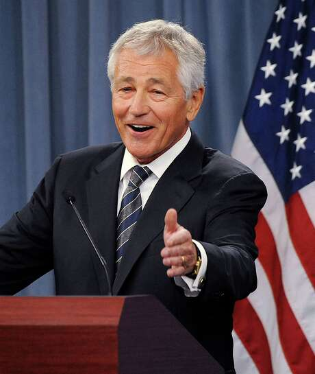 Defense Secretary Chuck Hagel said a determination on the chemical attack should be made swiftly.