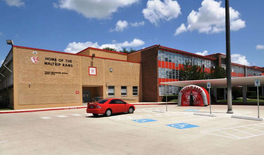 The Houston Independent School District selected Satterfield & Pontikes Construction as the construction manager for the $22.6 million renovation of Waltrip High School in northwest Houston. This project is the first awarded in a $1.89 billion bond program. Photo: Satterfield & Pontikes Construct