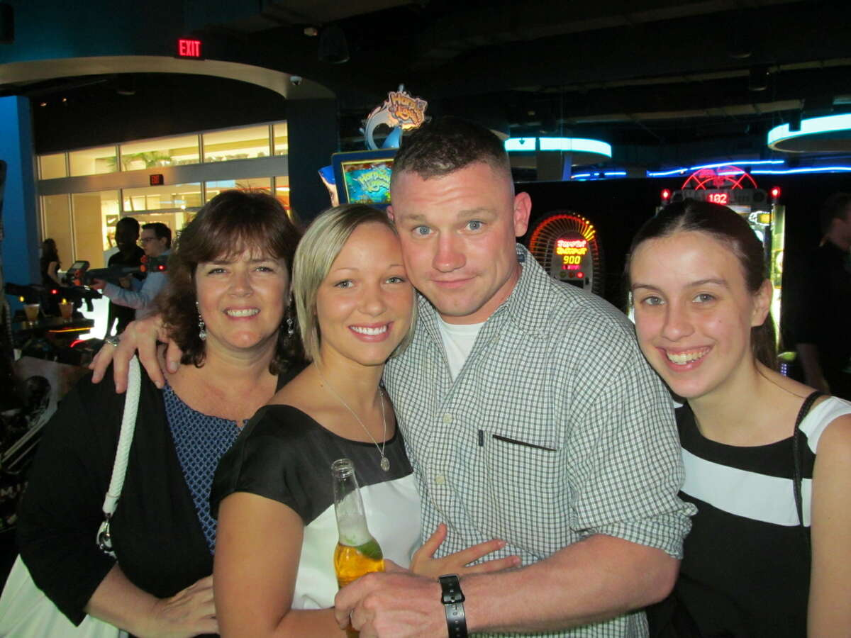 Were you Seen at the Dave & Buster's VIP party at Crossgates Mallon Friday, Aug. 23, 2013?