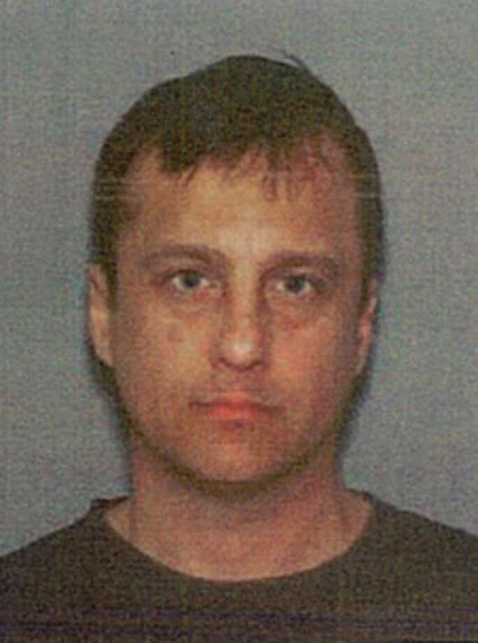 Victor A. Shear, suspect in the TrustCo bank robbery in Slingerlands (Bethlehem Police photo)