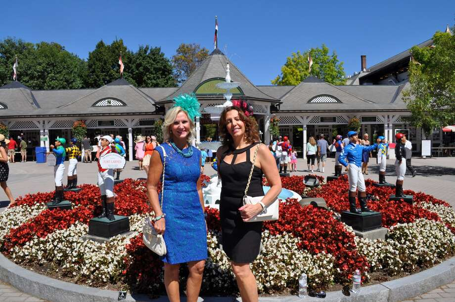 Were you Seen at the 144th running of the Travers Stakes at the Saratoga Race Course in Saratoga Springs on Saturday, Aug. 24, 2013? Photo: Nicole Cochetti