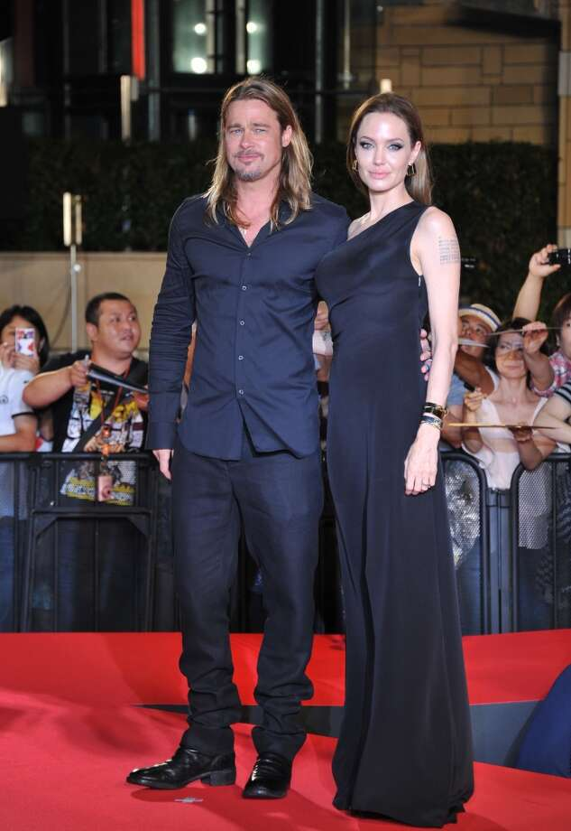 The super couple fondly nicknamedBrangelina has donated millions of dollars to charity, founded the Jolie-Pitt foundation, and donated time and advocacy to humanitarian work all over the world.  (Photo by ChinaFotoPress/ChinaFotoPress via Getty Images) Photo: ChinaFotoPress, ChinaFotoPress Via Getty Images