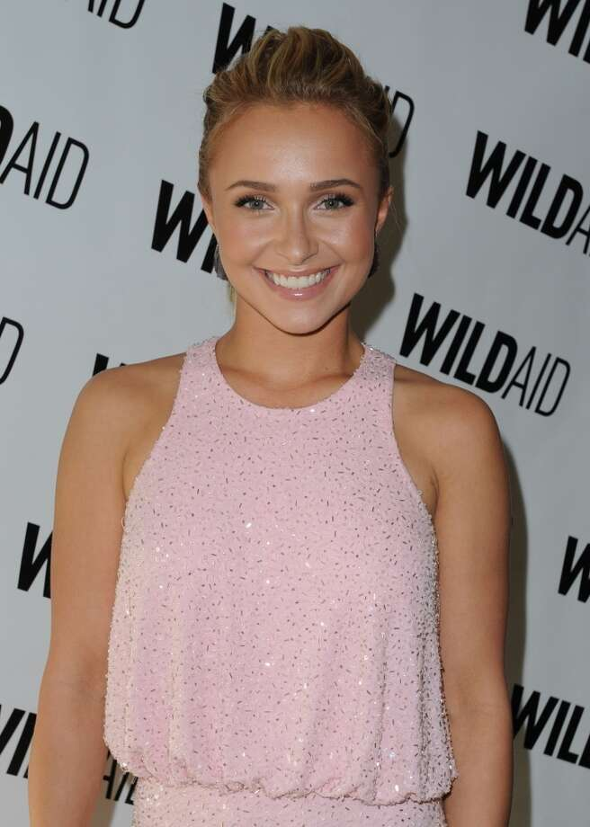 SAN FRANCISCO, CA - MAY 11:  Actress Hayden Panettiere arrives at the WildAid Charity Gala on May 11, 2012 in San Francisco, California.   (Photo by C Flanigan/FilmMagic) Photo: C Flanigan, FilmMagic