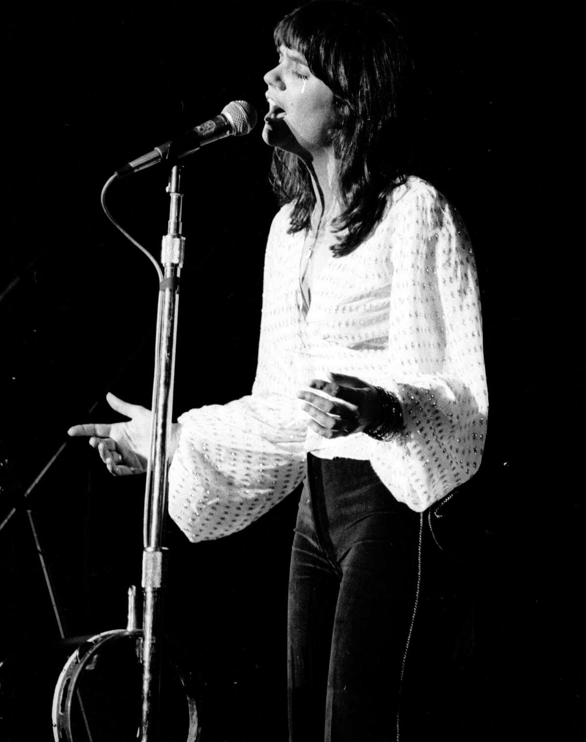 Linda Ronstadt, circa 1970.