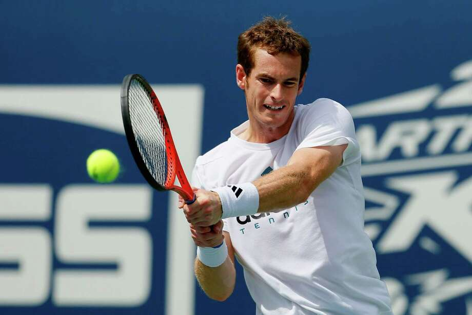 Andy Murray won the first major title of his career last year at the U.S. Open in between earning a gold medal at last summer's London Olympics and his 2013 triumph at Wimbledon. Photo: Mike Stobe / Getty Images