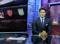 NBC Sports Premier League analyst Kyle Martino, a Westport native.