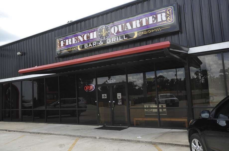 French Quarter Bar & Grill in Vidor is Aug. 22 restaurant of the week.  Dave Ryan/The Enterprise Photo: Dave Ryan/The Enterprise