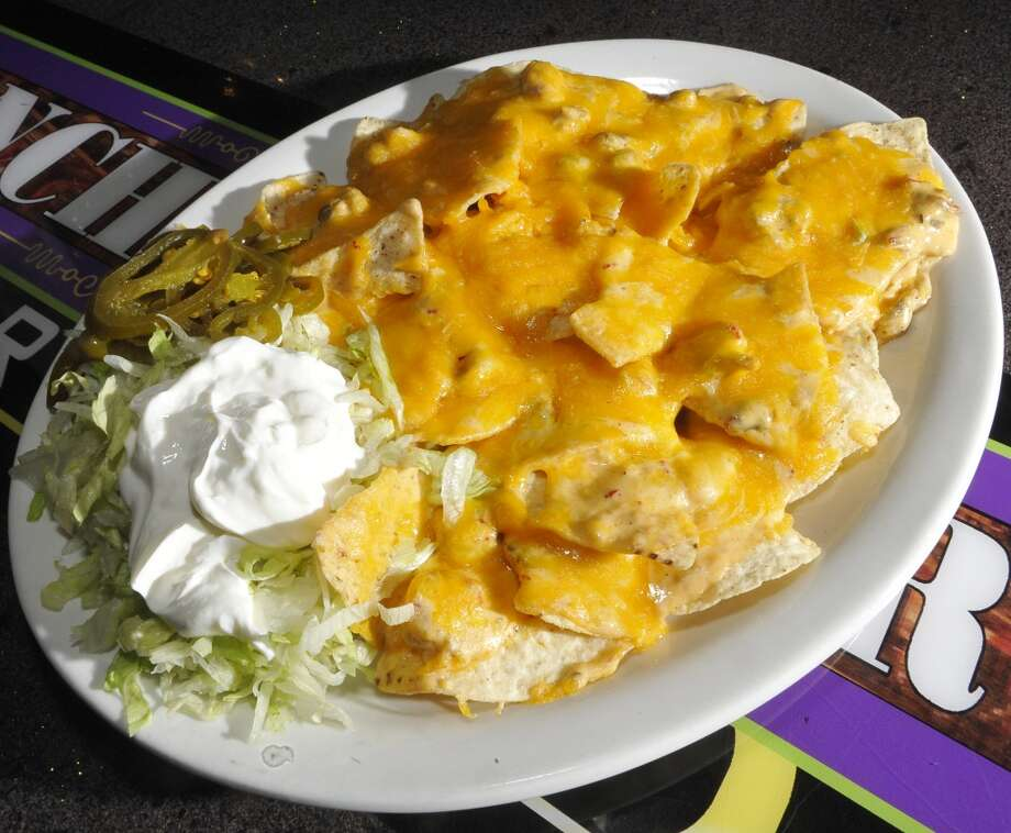 French Quarter Bar & Grill in Vidor is Aug. 22 restaurant of the week.  This is the cajun nachos  platter. Dave Ryan/The Enterprise Photo: Dave Ryan/The Enterprise