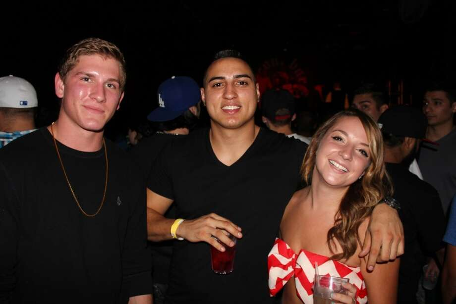 Bone Thugs N Harmony wow the crowd Friday night, Aug. 23, 2013, at Scout Bar. Photo: Jorge Valdez