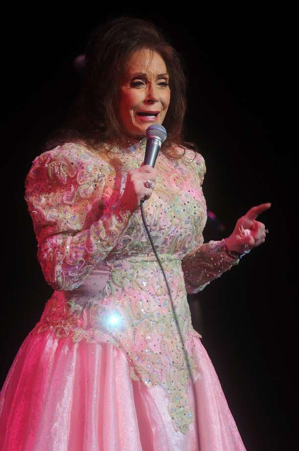 Country legend Loretta Lynn performs Saturday, Aug. 24, 2013, at the Stafford Centre. Photo: Dave Rossman, For The Houston Chronicle